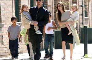 Brad Pitt / Angelina Jolie, le divorce : Une première propriété vendue