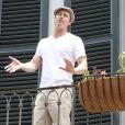 Brad Pitt à la Nouvelle-Orléans, le 17 mai 2014