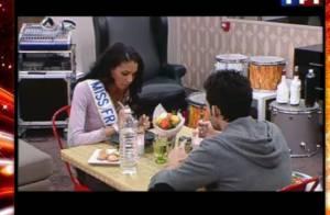 VIDEO Star Ac' 8 : Dîner en tête à tête pour Mickels... et Miss France !