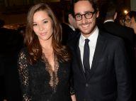 Thomas Hollande chic et amoureux, Daphné Bürki déjantée à la cérémonie GQ