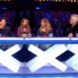 Tal et le jury dans Incroyable Talent 2016, le 29 novembre 2016 sur M6.