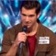"""Florent des Flyng Bebop dans """"Incroyable Talent"""" le 29 novembre 2016 sur M6."""