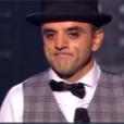 """Freeladerman dans """"Incroyable Talent"""" le 29 novembre 2016 sur M6."""