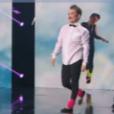 """Steevy Djobijoba dans """"Incroyable Talent"""" le 29 novembre 2016 sur M6."""
