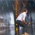"""Barcode Trio dans """"Incroyable Talent"""" le 29 novembre 2016 sur M6."""