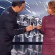 """Antonio dans """"Incroyable Talent"""" le 29 novembre 2016 sur M6."""