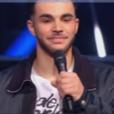 """Kenny Thomas dans """"Incroyable Talent"""" sur M6, le 29 novembre 2016."""