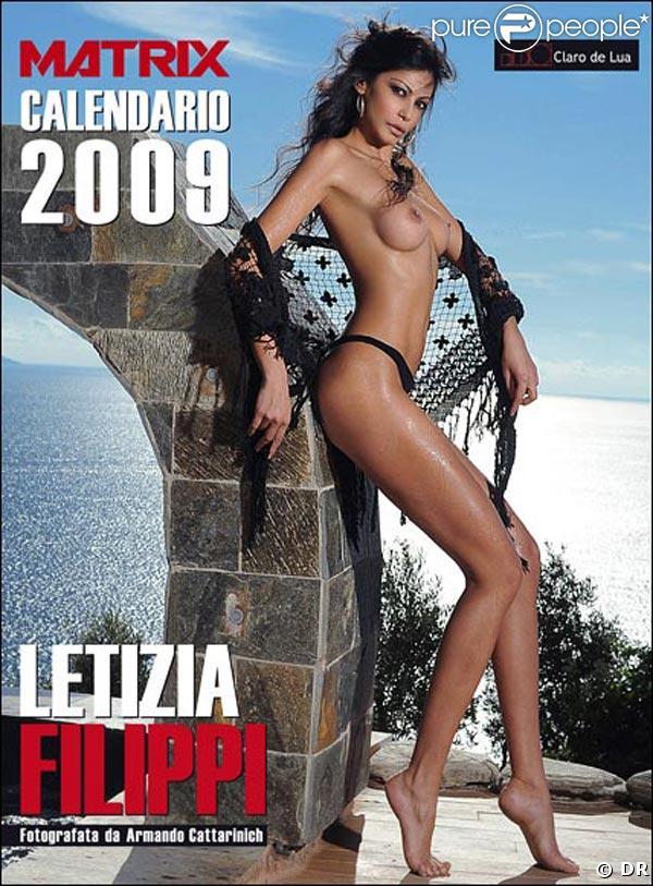Le calendrier de Letizia Filippi
