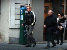 PHOTOS : David Caruso, un Expert... bien seul à Paris ! (réactualisé)