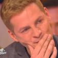 """""""Matthieu Delormeau dans """"TPMP ! La grande rassrah"""" le 3 novembre 2016."""""""