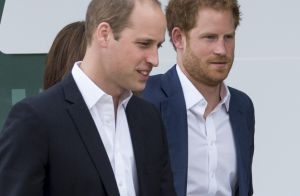 Prince Harry : Son frère William soutient sa volonté de protéger Meghan Markle
