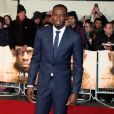 Usain Bolt à la première de 'I Am Bolt' à The Odeon à Leicester Square à Londres, le 28 novembre 2016.