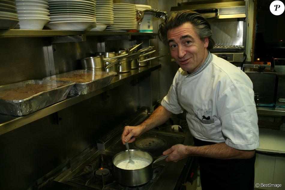 Le chef cuisinier jean pierre jacquin soir e de for Recherche cuisinier