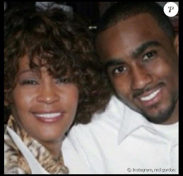Nick Gordon rend hommage à Whitney Houston sur sa page Instagram, le 29 novembre 2016