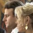 """""""Images du mariage. Extrait d' Emmanuel Macron, la stratégie du météore , un documentaire de Pierre Hurel pour France 3, disponible en replay."""""""