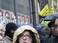 PHOTOS : Josiane Balasko soutient les mal logés...