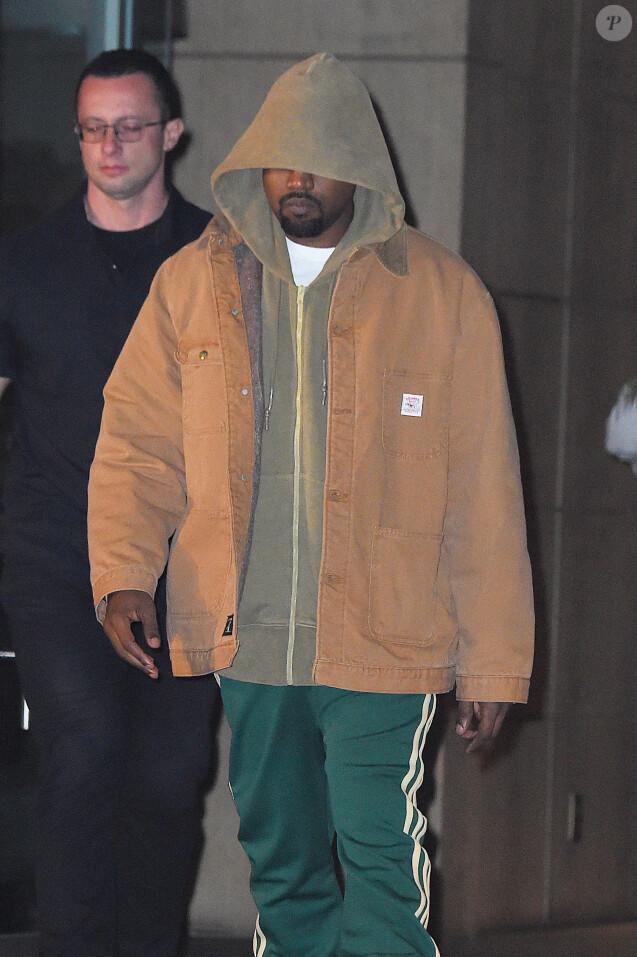 Kanye West à New York, le 4 octobre 2016.