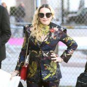 """Madonna : Sacrée Femme de l'année, elle dénonce """"des abus"""""""