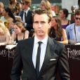 """Matthew Lewis à la première du film Harry Potter and the Deathly Hallows, Part 2"""" à New York le 11 juillet 2011"""