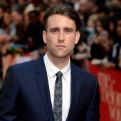 Matthew Lewis : Neville Londubat de Harry Potter s'est fiancé !