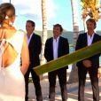 """Mariage de Peter, Christian et Nicolas dans """"Les Mystères de l'amour"""", dimanche 11 décembre 2016, sur TMC"""