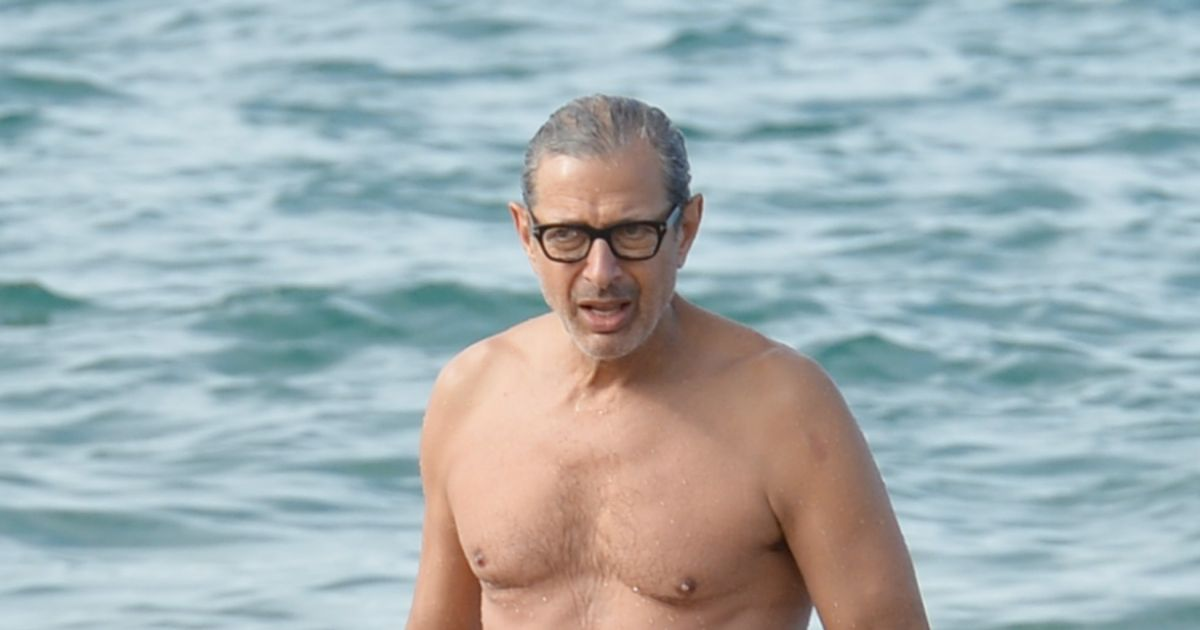 jeff goldblum 64 ans sa femme nouveau enceinte. Black Bedroom Furniture Sets. Home Design Ideas