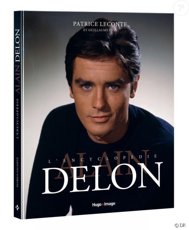 L'Encyclopédie Delon, par Patrice Leconte et Guillaume Evin (éditions Hugo Image)
