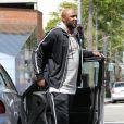 Lamar Odom à Beverly Hills, Los Angeles, le 29 avril 2016.