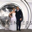 Jennifer Lawrence, Chris Pratt- Avant-première de Passengers au théâtre The Regency Village à Westwood, le 14 décembre 2016