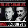 Les Vieilles Canailles se retrouveront sur scène pour une tournée de douze dates entre juin et juillet 2017.