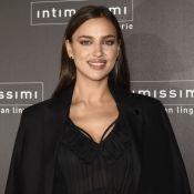 Irina Shayk fiancée ? Une belle émeraude comme Kate Middleton