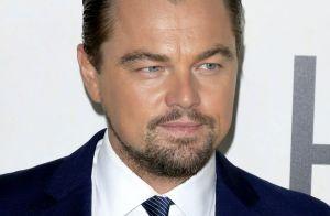 Leonardo DiCaprio et le cast de