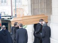 Obsèques de Michèle Morgan: Frédéric Mitterrand bouleversé devant Claude Lelouch