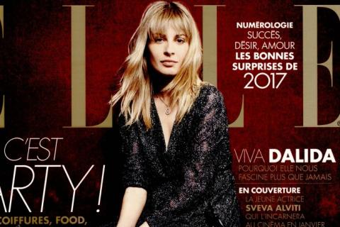 Sveva Alviti : La star de Dalida est en couple avec un Français