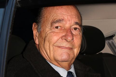 """Jacques Chirac, 84 ans : """"Il est aujourd'hui beaucoup mieux qu'il y a 18 mois"""""""