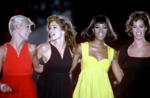 George Michael : Estelle Lefébure, Naomi Campbell, Cindy Crawford en deuil