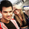 Mort de Carrie Fisher : Sa fille Billie Lourd consolée par Taylor Lautner...