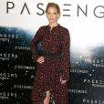 """""""Jennifer Lawrence lors du photocall du film ''Passengers'' au Claridge's à Londres, le 1er décembre 2016."""""""