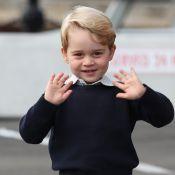 Prince George de Cambridge : Nos 10 photos préférées de son année 2016