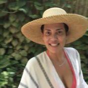 Cristina Cordula, divine sans maquillage au Brésil : Ses voeux ensoleillés...