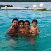 Lionel Messi : Vacances de rêve en famille... À un détail près !