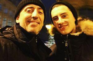 Gad Elmaleh : Ses adorables retrouvailles en famille avec Noé et Raphaël