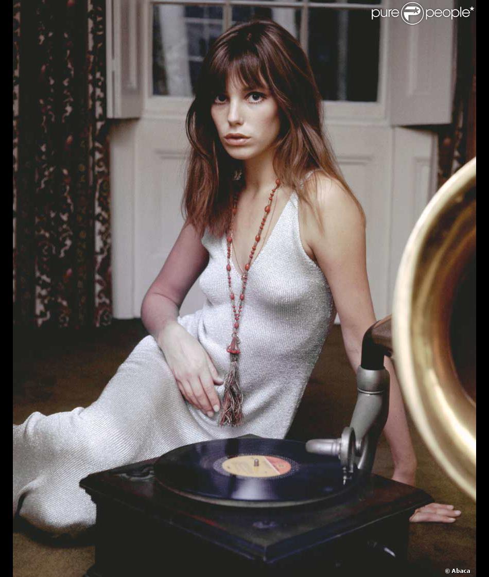 Jane Birkin Avec Serge Gainsbourg Je Taime Moi Non Plus Jane B