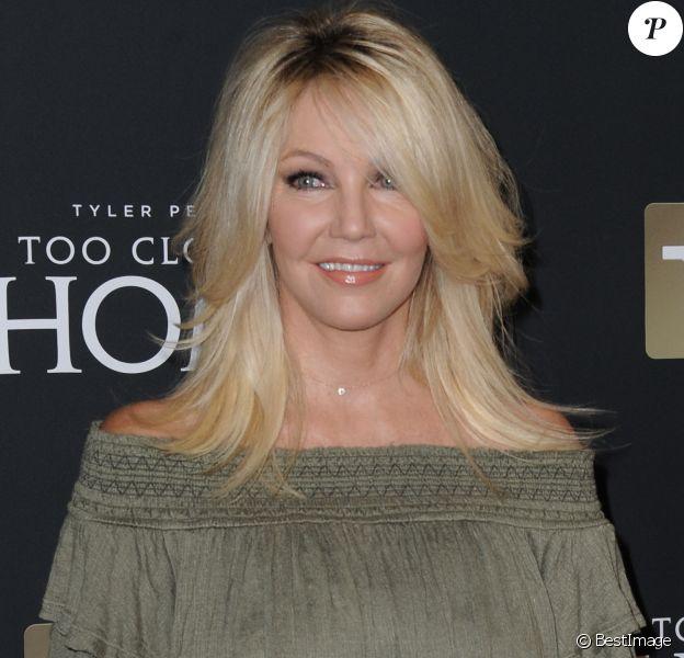 Heather Locklear à la première de la série 'Too Close To Home'' à Beverly Hills, le 16 août 2016