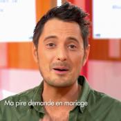 """Vincent Cerutti """"est prêt"""" pour le mariage avec Hapsatou Sy !"""