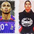 Aaron Trezeguet, le fils de 16 and de David Trezeguet, futur champion de boxe thaï.