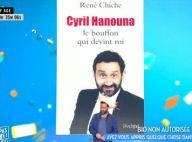 """Cyril Hanouna : """"Gay, trafiquant de cocaïne""""... Sa réaction à sa bio non autorisée"""