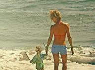 Kate Hudson reine du pole dance et maman émue...