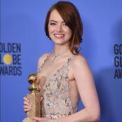 Golden Globes 2017 : Emma Stone se prend un vent, son ex embrasse Ryan Reynolds