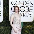 Emma Stone - La 74e cérémonie annuelle des Golden Globe Awards à Beverly Hills, le 8 janvier 2017. © Olivier Borde/Bestimage